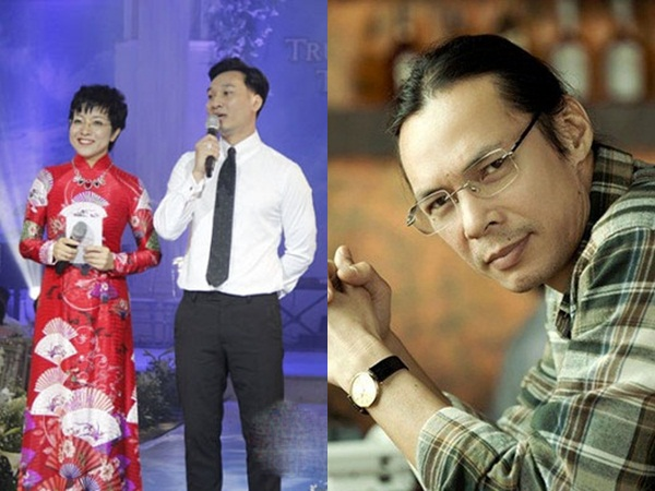 Bị đạo diễn Trần Lực chê 'giả dối' khi dẫn lễ cưới NSND Trung Hiếu, MC Thảo Vân - Thành Trung lên tiếng