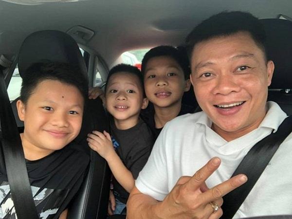 BTV Quang Minh hoang mang nhờ ca sĩ Tuấn Hưng đánh giá về con trai vì lý do này!