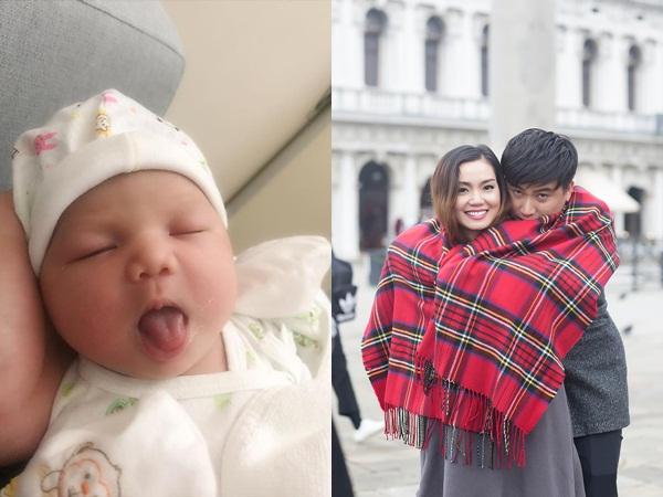 Ca sĩ Nguyễn Ngọc Anh sinh con thứ hai