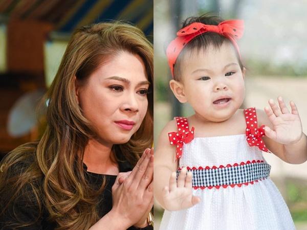 Ca sĩ Thanh Thảo lo lắng khi con gái nhỏ gặp vấn đề sức khỏe chỉ sau 1 đêm ngủ dậy