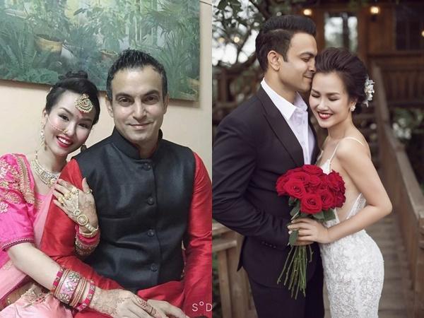 Sau gần 1 năm kết hôn, ca sĩ Võ Hạ Trâm tiết lộ cuộc sống viên mãn bên chồng Ấn Độ