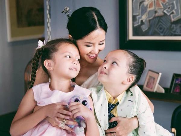 Các con của Hồng Nhung hiện tại: Học giỏi và tài hoa chẳng kém mẹ, tận hưởng cuộc sống an nhiên ở Mỹ khiến ai nấy ghen tị
