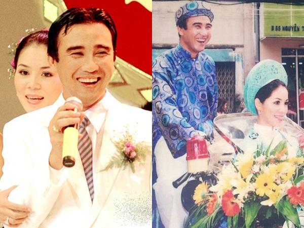 Chuyện lạ có thật trong đám cưới MC Quyền Linh: Nghệ sĩ gặm bánh mì uống nước suối chống đói, người lạ ngồi ăn no say