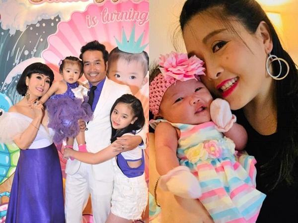 Sau 2 lần đổ vỡ, bất ngờ với cuộc sống của Kiều Oanh tại Mỹ sau 1 năm sinh con