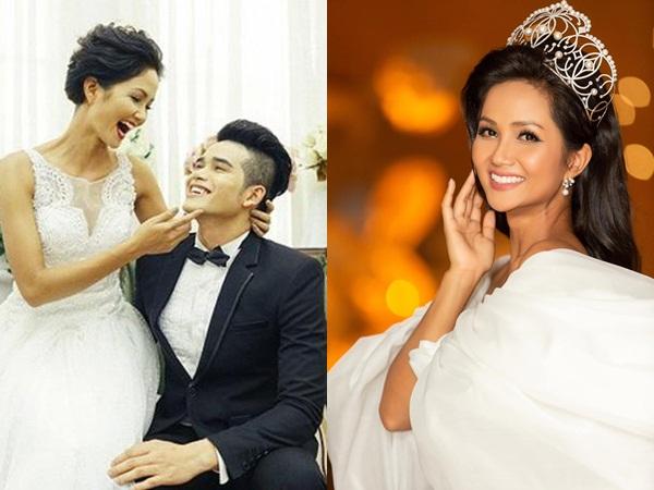Cuối cùng, Hoa hậu H'Hen Niê cũng công khai chuyện đã có bạn trai sau 2 năm đăng quang