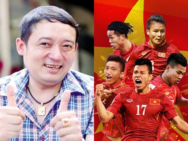 'Hừng hực khí thế' khi đọc bài thơ danh hài Chiến Thắng viết tặng đội tuyển Việt Nam trước giờ bóng lăn