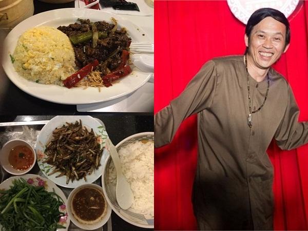 Đồ ăn thịnh soạn trước mặt, danh hài Hoài Linh vẫn thèm cá kho đạm bạc da diết