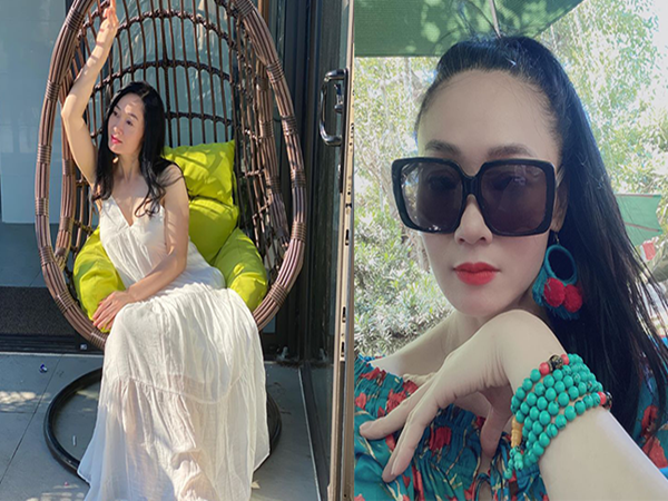 Diễn viên chuyên đóng vai hoa hậu trên phim Việt xinh đẹp đến đâu?