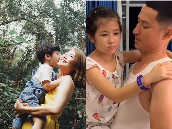 Chứng kiến tình cảm của Huy Khánh và con gái, Ngọc Lan ao ước: 'Làm sao để có được đứa con gái như vậy đây?'