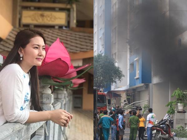 Vụ cháy chung cư Carina khiến 14 người thiệt mạng: Ngọc Lan tiết lộ 2 nguyên nhân bất ngờ gây ra sự việc thương tâm