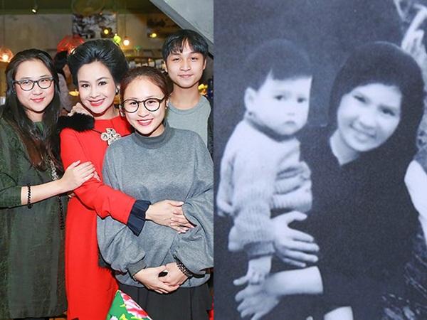 Diva Thanh Lam từng bị một người đàn bà lạ mặt tráo đổi, suýt thất lạc mẹ khi vừa chào đời