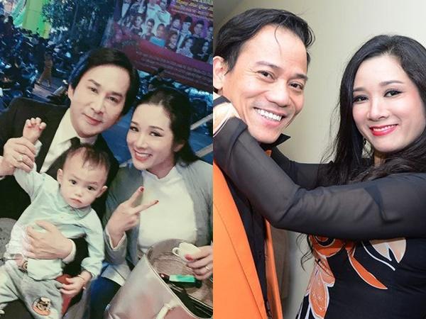 Đồng nghiệp vô tình để lộ hình ảnh con trai Thanh Thanh Hiền và Chế Phong?