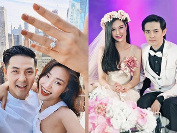 Sao Việt 'ùn ùn' chúc mừng Đông Nhi và Ông Cao Thắng khi quyết định đám cưới sau một thập kỷ yêu
