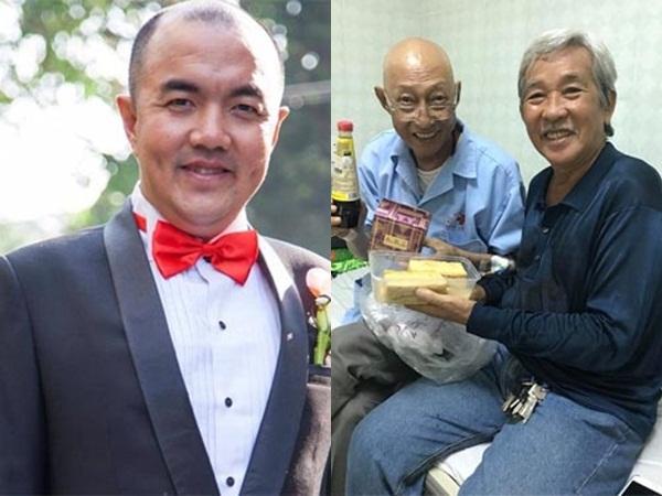 Đợt 2, MC Quốc Thuận tiếp tục nhận được gần 200 triệu ủng hộ nghệ sĩ Lê Bình