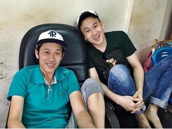 """Dương Triệu Vũ: """"Gần đây, tôi và anh Hoài Linh đã nói chuyện nhiều hơn"""""""