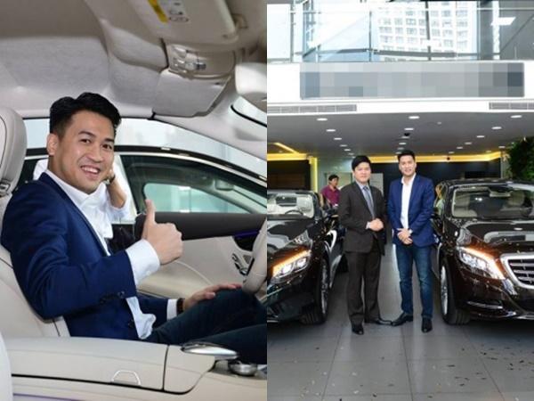 Em chồng Hà Tăng - Phillip Nguyễn bỏ hơn 17 tỷ tậu bộ đôi siêu xe