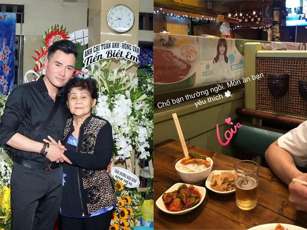 Gần 1 tháng Anh Vũ mất, Leon Vũ vẫn làm điều này cho bạn thân khi đi ăn tại Mỹ