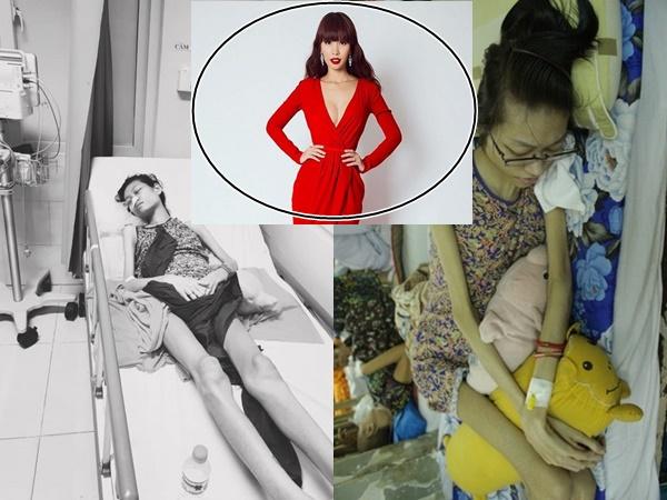 Hà Anh viết về người mẫu 9x bị ung thư nằm thoi thóp trên giường bệnh, 'bóc trần' góc khuất của nghề