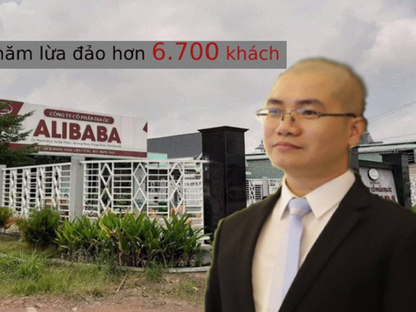 Hàng trăm gia đình tan nát sau cú sốc Alibaba