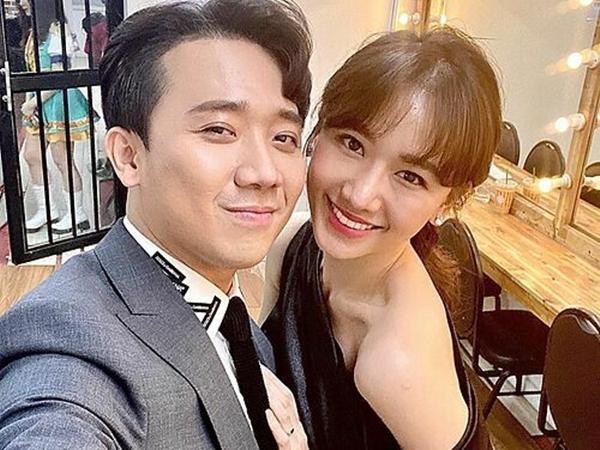 Hari Won tự nhận đã già khi lớn hơn chồng 2 tuổi, Trấn Thành hứa phụng dưỡng vợ