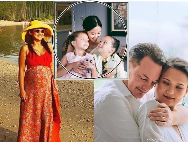 Giữa lúc Hồng Nhung làm việc đến kiệt sức hậu ly hôn, chồng cũ sắp có con với vợ đại gia Myanmar