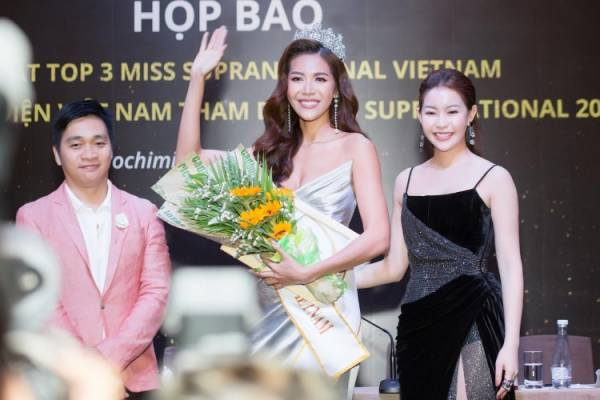 Hoa hậu Hải Dương: 'Đừng nên nghĩ đến vấn đề mua giải đối với một cuộc thi lọt top 5 thế giới như Hoa hậu Siêu quốc gia'