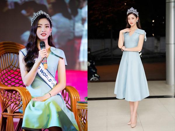 Hoa hậu Lương Thuỳ Linh: Không phản đối phẫu thuật thẩm mỹ, nhưng thích vẻ đẹp tự nhiên, giản dị
