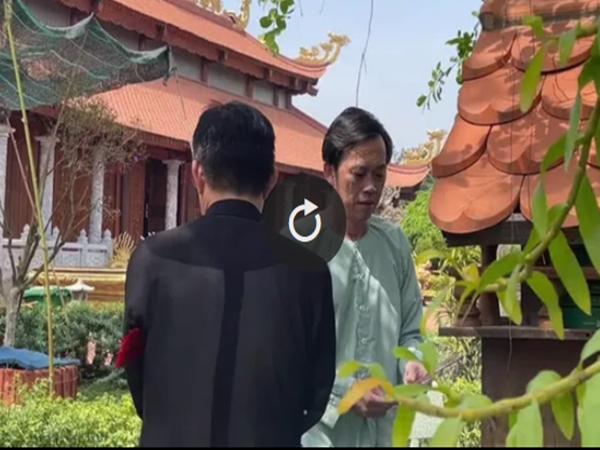 Hoài Linh tiết lộ câu chuyện kỳ bí về ngôi miếu nhỏ trong đền thờ 100 tỷ