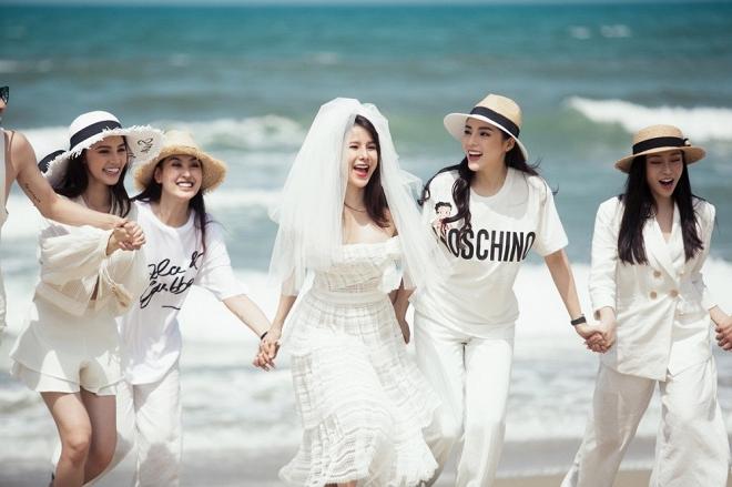 Hội bạn thân của Kỳ Duyên bức xúc khi Jolie Nguyễn tố bị một Hoa hậu 'cố ý tiếp cận' giật người yêu