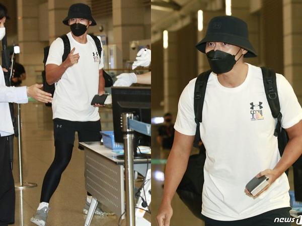 Hyun Bin lần đầu chính thức lộ diện sau tin đồn tái hợp với Song Hye Kyo, ngoại hình thay đổi rõ ràng