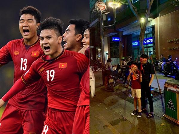 Lần đầu khoe ảnh cùng Subeo đi cổ vũ bóng đá, Cường Đô la gây chú ý vì điểm đặc biệt này
