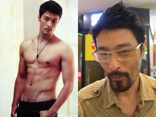 Không thể tin đây là mỹ nam một thời Johnny Trí Nguyễn: Mặt hốc hác, râu ria xồm xoàm như ông già