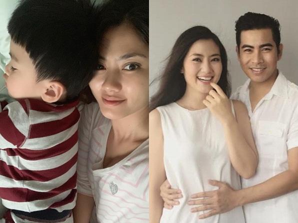 Tâm sự nghẹn lòng về con trai, 'Kiều nữ' Ngọc Lan để lộ lý do chưa sinh con thứ 2 cho Thanh Bình