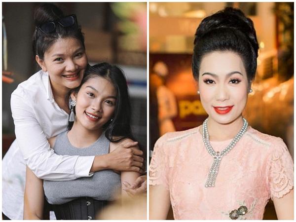 Kim Chi, Kiều Trinh: 'Không cho phép con gái đóng cảnh nóng ở tuổi 13'