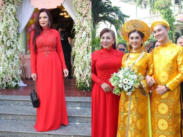 Đám cưới Lâm Khánh Chi: Choáng với dàn phù dâu 15 người là mỹ nhân chuyển giới, trong đó có Cindy Thái Tài