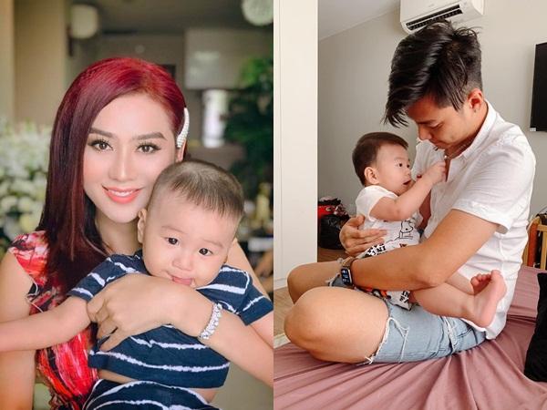 Lâm Khánh Chi tiết lộ chuyện nhờ người mang thai hộ con thứ 2 từ tinh trùng của chồng kém tuổi