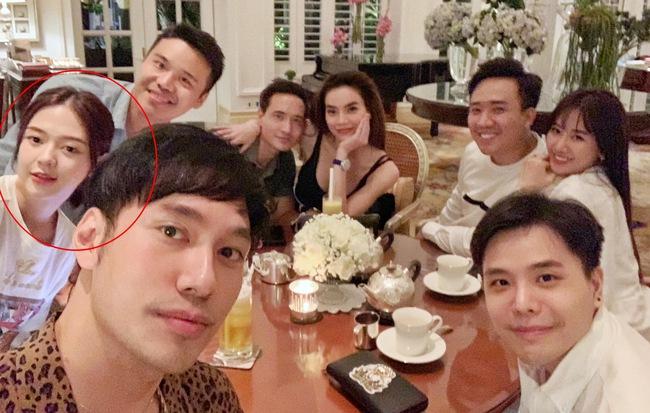 Liz Kim Cương công khai xuất hiện trong tiệc sinh nhật Trịnh Thăng Bình sau thời gian dài liên tục vướng nghi vấn tình cảm