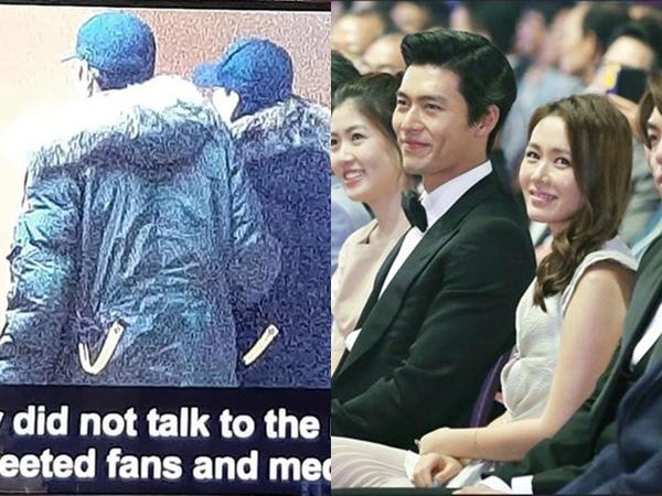 Lộ ảnh Hyun Bin - Son Ye Jin hẹn hò ở Pháp?