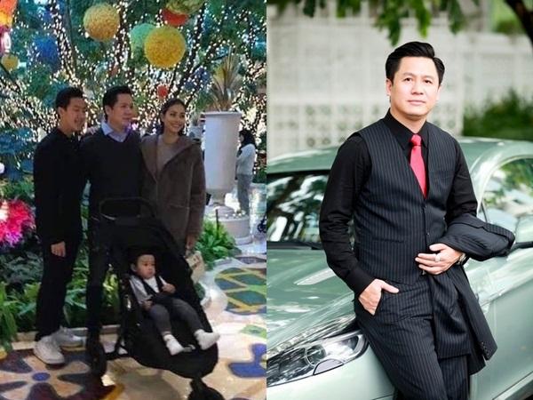 Lộ ảnh rõ mặt chồng sắp cưới của Phạm Hương, giàu có đến khó tin