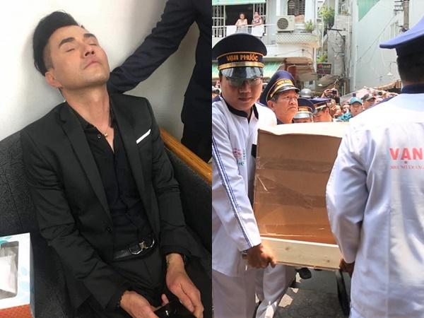 Lo cho Anh Vũ hết mình, ca sĩ Leon Vũ bị chảy máu mũi và kiệt sức