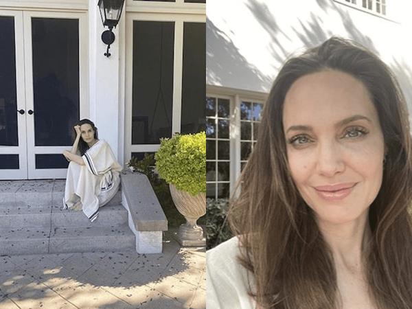 Lộ hình ảnh gầy gò, tiều tụy gây hoang mang của Angelina Jolie
