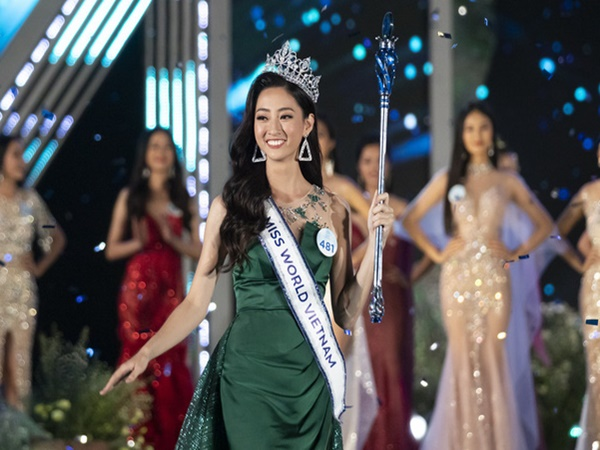 Lương Thùy Linh đăng quang Hoa hậu Thế giới Việt Nam - Miss World Việt Nam 2019