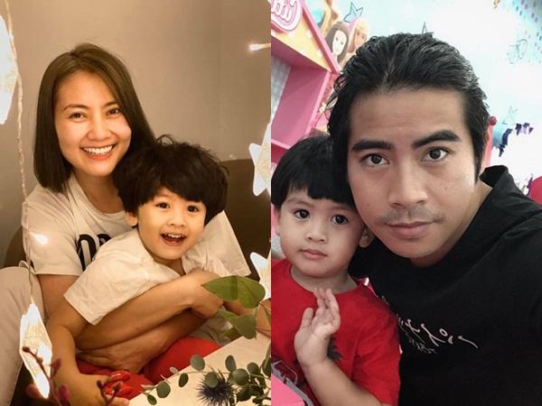 Ly hôn đã lâu, Thanh Bình vẫn giữ quan hệ thân thiết đến khó tin với gia đình Ngọc Lan