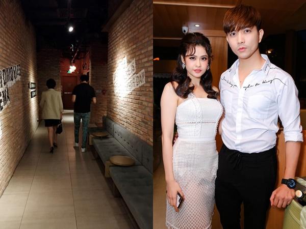 Ly hôn Trương Quỳnh Anh, Tim hẹn hò với bạn gái cũ của Karik?