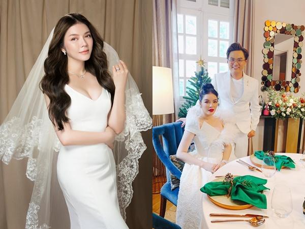 """Lý Nhã Kỳ nói 1 câu giữa ồn ào kết hôn với MC Đại Nghĩa, cả showbiz """"mừng hụt"""""""