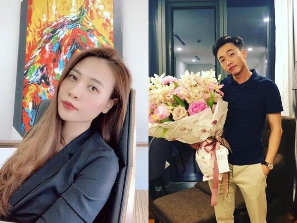 Mấy ai khéo nịnh vợ như Cường Đô la, Đàm Thu Trang vừa đăng ảnh đã vội 'rót mật vào tai'