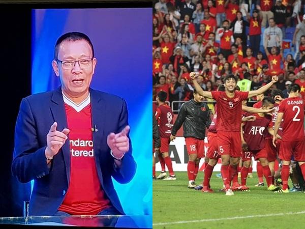 MC Lại Văn Sâm nhận định 'Việt Nam vẫn là nhất' khi làm nên 8 điều đặc biệt này dù chưa đấu với Nhật