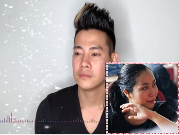 Ốc Thanh Vân khóc òa khi nghe ca khúc Phùng Ngọc Huy hát tặng con gái Lavie