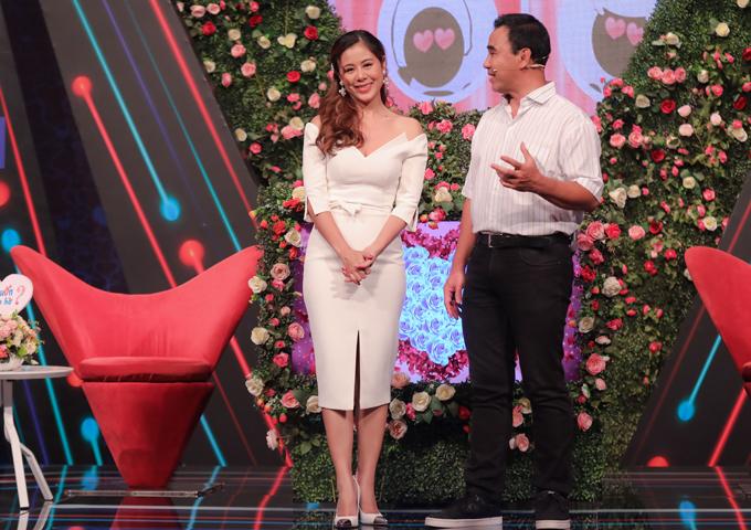 """MC Quyền Linh: """"So sánh Nam Thư và Cát Tường là không thể được"""""""