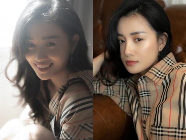 """MC Quỳnh Chi khoe nhan sắc quyến rũ ở tuổi 34, khẳng định vẫn giữ quan hệ bạn bè với Thùy Dung sau khi """"đường ai nấy đi"""""""
